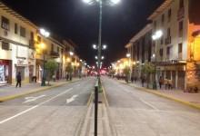 En Cusco, Av. Túpac Amaru contará con moderna tecnología de iluminación LED