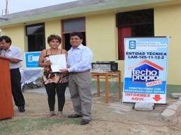 Crearán fondos de cobertura para que microfinancieras financien hipotecas
