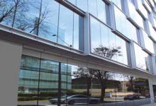 Edificio de oficinas Pal 400: Arquitectura moderna y singular