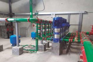 Sistemas de presión constante: Generando eficiencia de caudal de agua