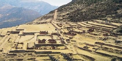 En mayo iniciarían la obra del teléferico para centro arqueológico Huchuy Qosqo