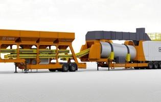 IPESA introduce al mercado modernas plantas continuas de asfalto CIBER para la restauración de carreteras en Perú
