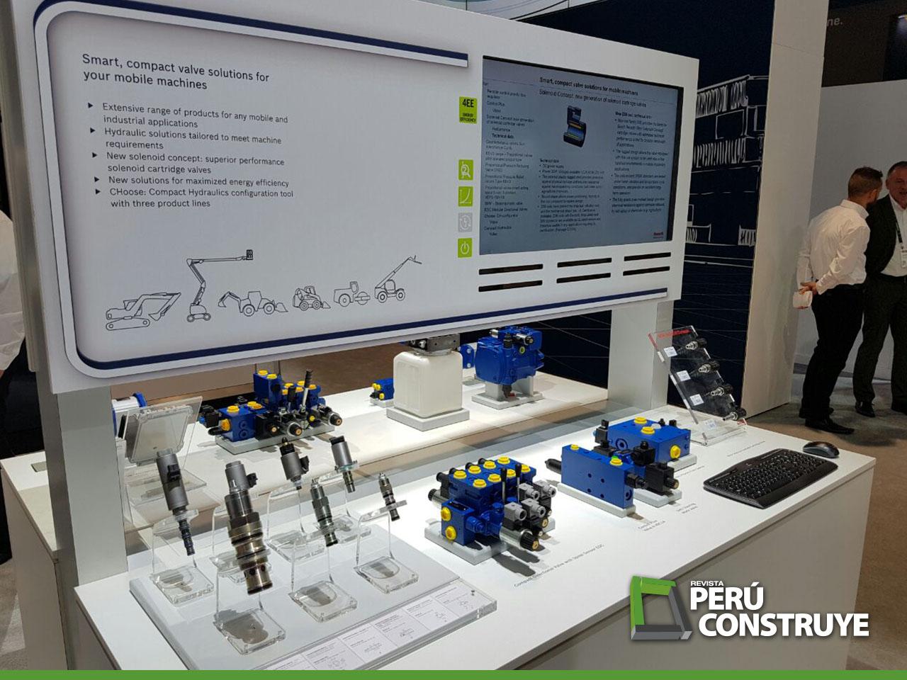 Bosch presente en CONEXPOCONAGG