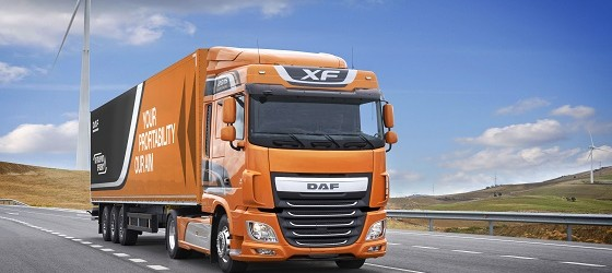 DAF cumple 89 años enla industria de vehículos de carga pesada