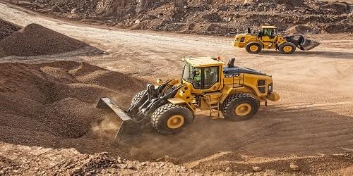Grupo Volvo Perú presentó sus soluciones completas para minería y construcción
