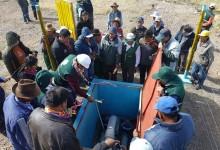 Minagri entrega obras de ingeniería hidráulica para riego en Puno