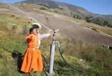 Sierra Azul invertirá S/ 380 millones para riego y potenciará agro altoandino