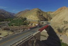 ProInversión: Inauguran en Tacna carretera construida con OxI