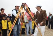 La Libertad: Inician construcción de colegio con más de S/ 3 millones