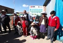 Cusco: obras de electrificación rural benefician a 15 localidades altoandinas