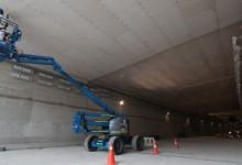 """Castañeda: """"Dos viaductos y túnel bajo el río Rímac de la Línea Amarilla están terminados"""""""