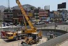 Economía peruana será impulsada por sector infraestructura en 2018