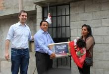 Reino Unido entrega módulo de vivienda sostenible en Lurín