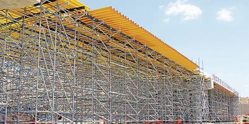 Soluciones de Andamios: Estructuras de alta versatilidad