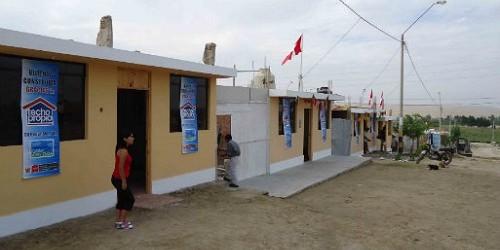 MVCS amplía plazo de subsidio para reconstrucción de viviendas afectadas en áreas rurales
