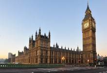 Londres: Restaurarán famoso reloj Big Ben y torre del Parlamento británico