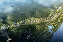 """China ha comenzado la construcción de la primera """"ciudad bosque"""" del mundo"""