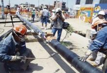 Lambayeque: Proyecto de GNL tiene 98% de avance