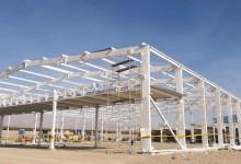 Naves y Galpones: Construcciones de acero para uso industrial