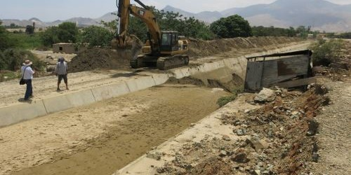 Chinecas construirá sistema hídrico para evitar filtraciones en aeropuerto de Chimbote