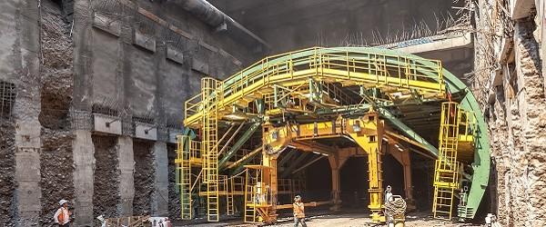 Túnel Kennedy – Chile: Obra viaria de mayor sección en Latinoamérica