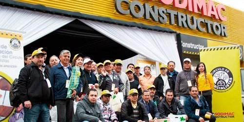 Sodimac celebra el día del constructor