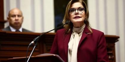 Mercedes Aráoz: Economía peruana crecerá 4,2% en el 2018