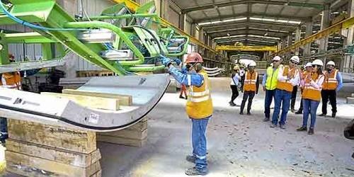 Concretos Supermix fabrica 100 mil dovelas de concreto para túnel de Majes Siguas II