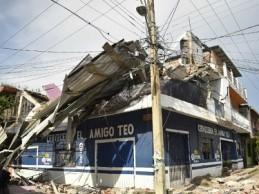 Reconstrucción en México ascendería a US$ 2,500 millones