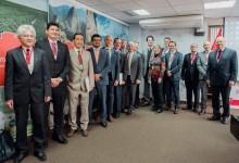 Presentan proyecto de tren bioceánico con tecnología Suiza para Perú, Bolivia y Brasil