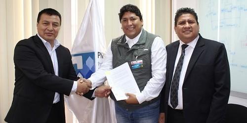 Destinan S/ 95.17 millones para mejorar servicio de saneamiento en Aguaytía