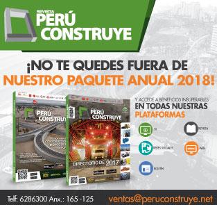Publicidad Perú Construye – Pop up