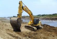 Lambayeque: ejecutan trabajos de descolmatación en cauce de río Zaña