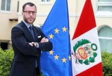 Unión Europea interesada en invertir en reconstrucción en Perú
