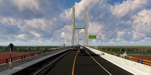 Consorcio Mota-Engil-Incot-Cosapi inicia construcción de puente Nanay