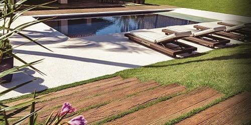 Soluciones para pisos: Variedad de materiales y texturas