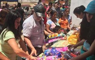 Proyectos & Amoblados comprometidos con la Comunidad de orillas del Río Huaycoloro Huachipa
