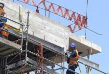PBI de octubre crece 2,99% impulsado por sector construcción