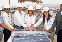Invertirán más de S/8 millones en obras del Desembarcadero Pesquero Artesanal de San Juan de Marcona