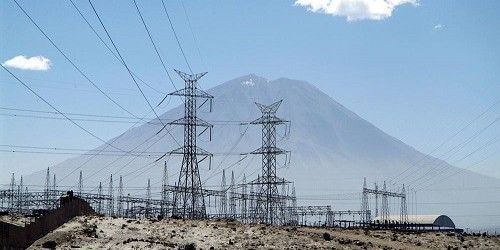 ProInversión convocará licitación para línea de 500 KV entre Perú y Ecuador