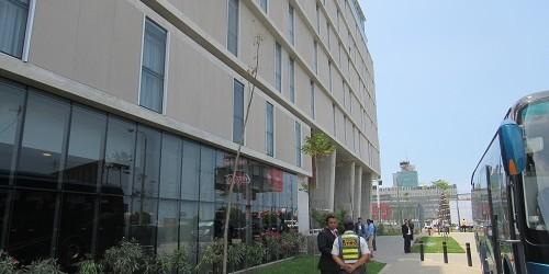 Hotel Holiday Inn Lima Airport inicia operaciones en el Callao