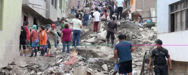 Niño Costero: construcción de viviendas dañadas tiene un avance de 59% en Lima