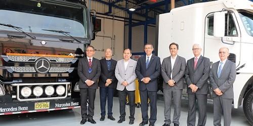 Senati y Divemotor presentan tecnología automotriz en primer centro especializado
