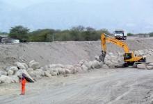 Culmina descolmatación en quebrada Cansas, ubicada en región Ica
