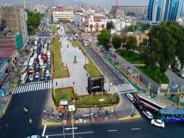 Municipalidad de Lima inaugura remozada 'Plaza Nueva'