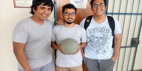 Estudiantes de UNI competirán en concurso sobre concreto en EEUU