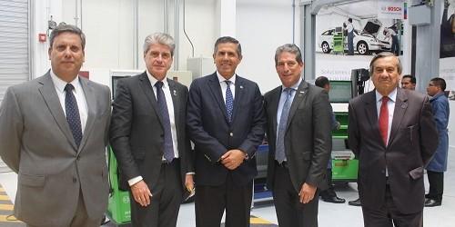 Bosch y SENATI inauguran Centro de Excelencia con una inversión superior a los US$ 300 mil
