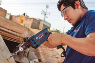 Taladro eléctrico: Herramienta de aplicación versátil