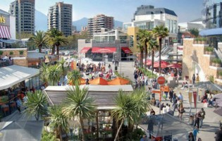 Strip Center Vía Mix: Parque Arauco potencia oferta en este formato