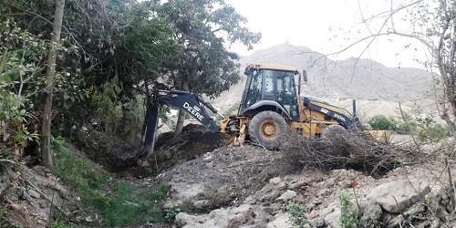 La Libertad: se eliminaron más de 20 mil m3 de material excedente en ríos y quebradas